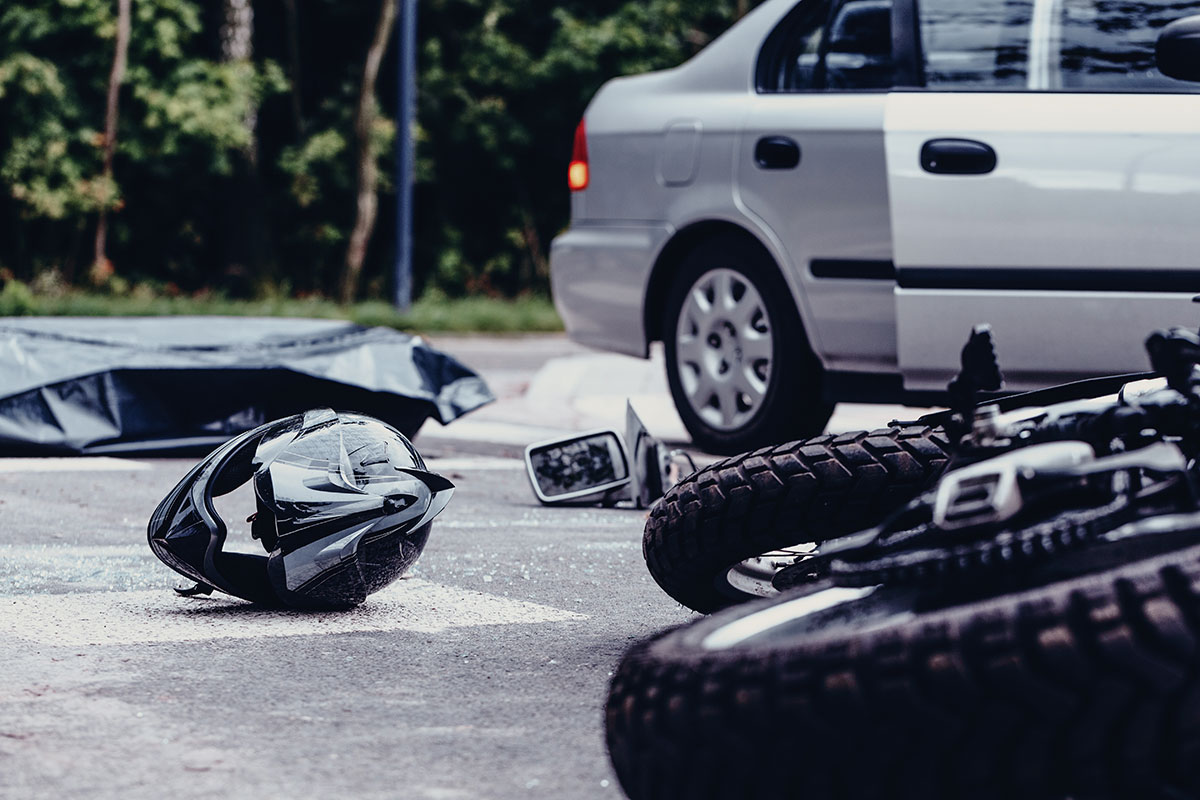 Houston Motorcycle Accident