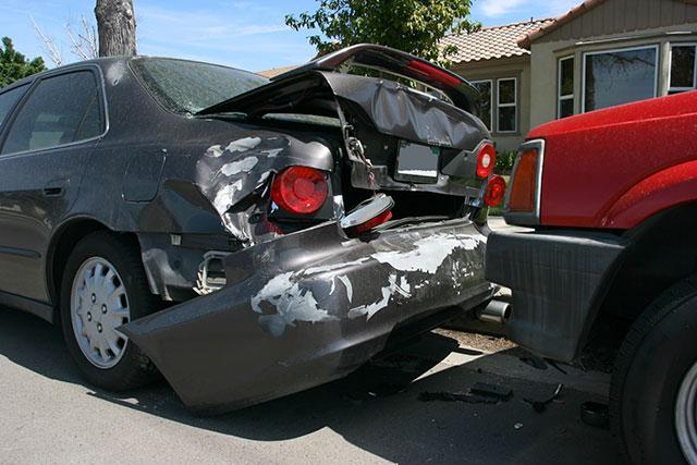Houston Car Accident