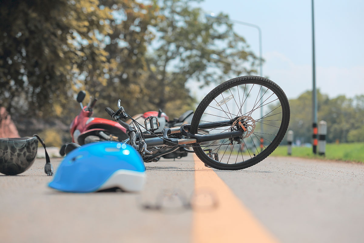 Houston Bicycle Accident