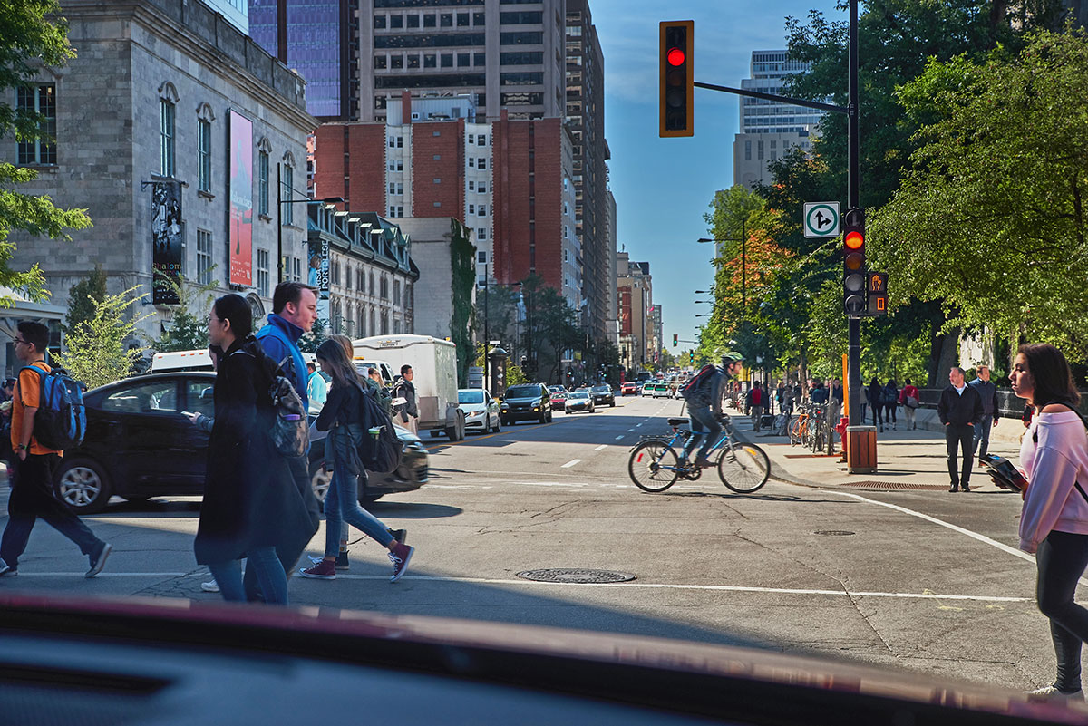Houston Pedestrian Accident