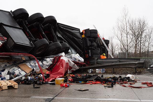 18-wheeler accident attorney Rick Molina