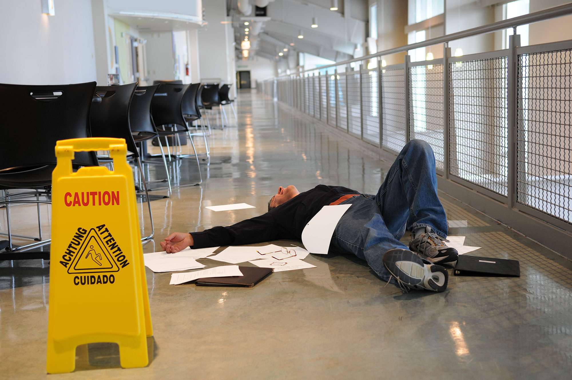 Houston Slip and Fall Accident Attorney